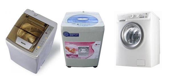 Cách chọn mua máy giặt phù hợp cho gia đình