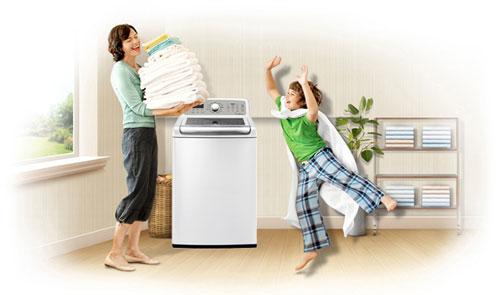 Kinh nghiệm mua và sử dụng máy giặt, máy sấy