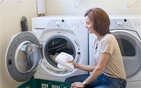 Thói quen xấu khi sử dụng máy giặt