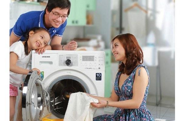 12 lỗi hay gặp nhất ở máy giặt và cách khắc phục