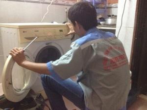 Sửa máy giặt tại quận Cầu Giấy, Hà Nội