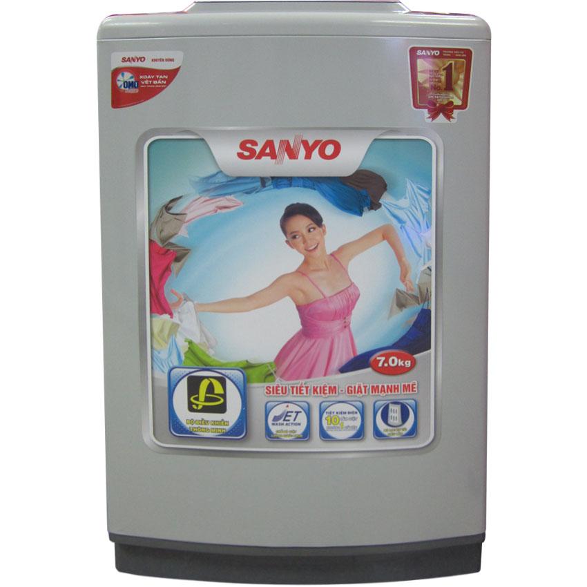 Bảo dưỡng, vệ sinh máy giặt Sanyo tại Hà Nội
