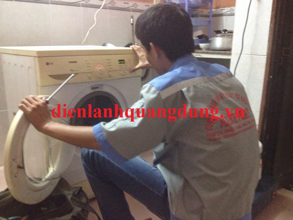 Dịch vụ sửa máy giặt nhanh chóng tại Hà Nội