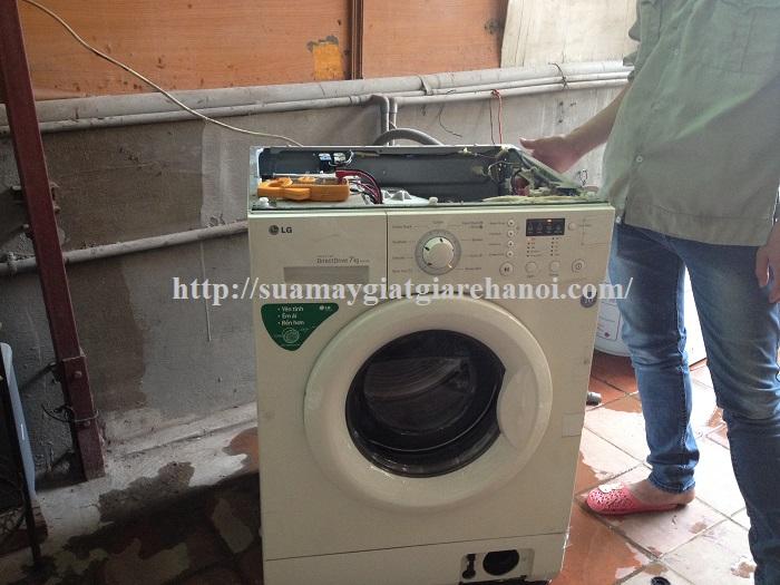 Dịch vụ sửa máy giặt tại nhà giá rẻ nhất tại hà nội