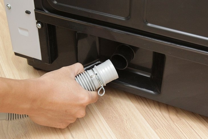 Nguyên nhân và giải pháp khi máy giặt không giữ nước (xả liên tục)