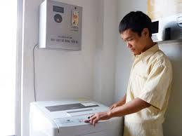 Cách sửa chữa máy giặt mất nguồn điện