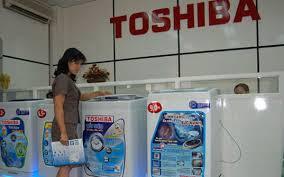 Nguyên nhân cách sửa máy giặt Toshiba không vắt được