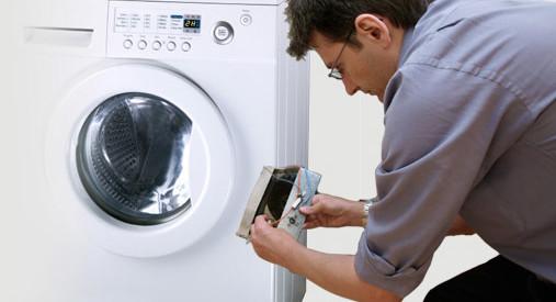 máy giặt bị lỗi EHO