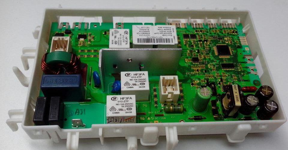 Máy giặt Electrolux bị mất nguồn là như thế nào?