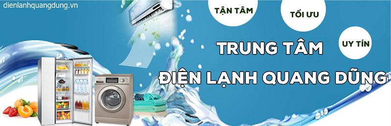 Quang Dũng - trung tâm sửa chữa máy giặt Electrolux tại Hà Nội